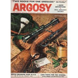 【米洋雑誌】Argosy 1958年12月号|soukodou