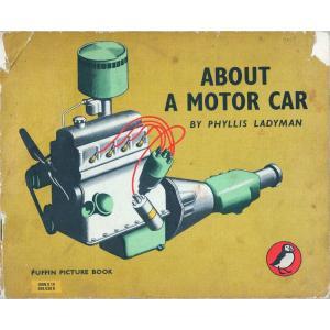 【洋書】About a Motor Car (Puffin Picture Books)|soukodou