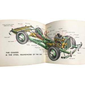 【洋書】About a Motor Car (Puffin Picture Books)|soukodou|03