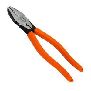フジ矢 3300-225 電工職人ペンチ 225mm FUJIYA|soukoukan