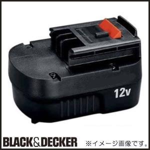 12Vスライダーバッテリー A12 ブラック&デッカー