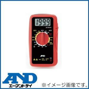 デジタルマルチメータ AD-5527A A&D エー・アンド・デイ AD5527A|soukoukan