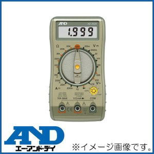 デジタルマルチメータ AD-5528 A&D エー・アンド・デイ AD5528|soukoukan
