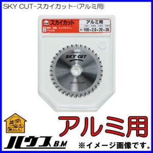 アルミ用チップソー 125mmX50P ハウスビーエム スカイカット|soukoukan