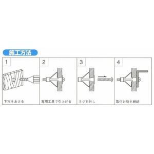 ボードアンカー BA-412T 徳用箱(200本) 若井産業 WAKAI|soukoukan|04