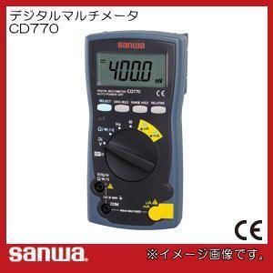 デジタルテスター CD770 三和電気計器 SANWA|soukoukan