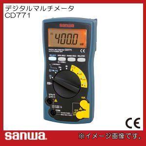 デジタルテスター CD771 三和電気計器 SANWA|soukoukan