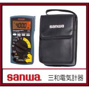 デジタルテスター CD771 /C77 三和電気計器 SANWA|soukoukan