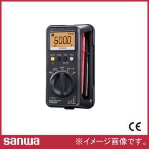 デジタルマルチメータ CD800b 三和電気計器 SANWA|soukoukan