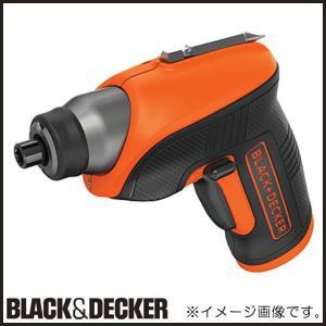 3.6Vコンパクトドライバー CS3652LC ブラック&デッカー|soukoukan