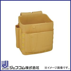デンサン ソフトプラポーチ スタンダードタイプ イエロー DPP-860M-YL ジェフコム 大決算セール|soukoukan
