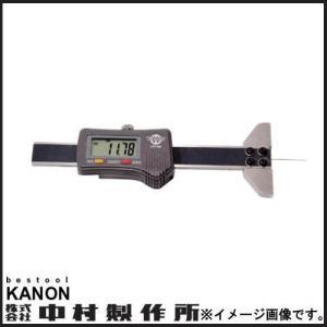 デジタルデプスゲージ 150mm E-DP2J 中村製作所 人気海外一番 KANON EDP2J 新商品