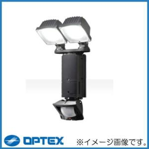 LEDセンサライト調光タイプ LED二灯タイプ EL-202L オプテックス OPTEX|soukoukan