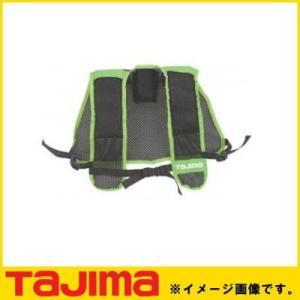 清涼ファン風雅ボディ エアパット 黒/緑F FB-AP16BGF TAJIMA タジマ|soukoukan