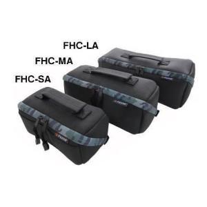 布製工具ケース(ヒッポケース)迷彩グレー Sサイズ FHC-SA フジ矢 FUJIYA|soukoukan