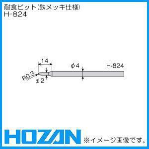 ホーザン 耐食ビット H-824 HOZAN soukoukan