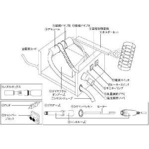 ホーザン 風量調節ツマミ(HS-559用) HS-559-4 HOZAN soukoukan