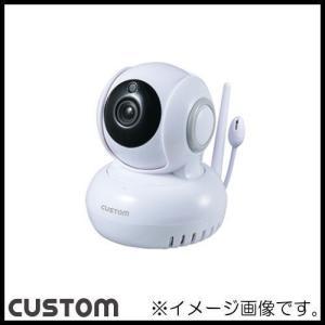 IPC-02TH 温湿度センサー付IPカメラ カスタム CUSTOM IPC02TH|soukoukan