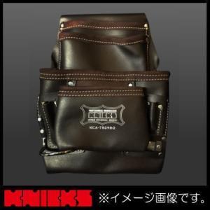 ニックス 最高級オイルレザー腰袋 釘袋 KCA-7509BQ KNICKS KCA7509BQ|soukoukan