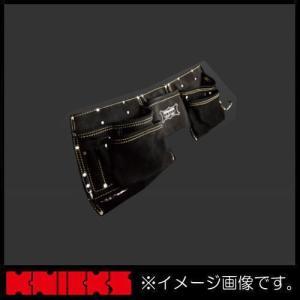 ニックス 最高級2x2ポケットレザーツールバッグ釘袋(ベルト一体型) KCA-9505B KNICKS KCA9505B soukoukan 02