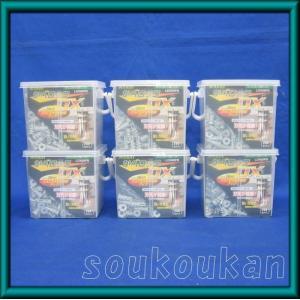 カベロックDX 200本X6箱 亜鉛ダイキャスト製 LDX00PB 若井産業|soukoukan