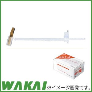 メカナット3分 W3/8 10本 中空建材用 MN36500 WAKAI 若井産業|soukoukan