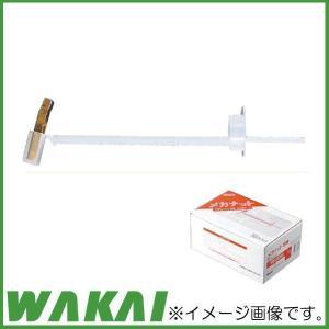 メカナット3分 W3/8 50本 中空建材用 MN36550 WAKAI 若井産業|soukoukan