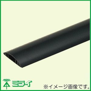 ワゴンモール フラットタイプ 即出荷 OP10型 2m ブラック 返品不可 直送品 ご予約品 MIRAI 5本 OP10-2K