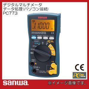 データ処理デジタルテスタ PC773 三和電気計器 SANWA|soukoukan