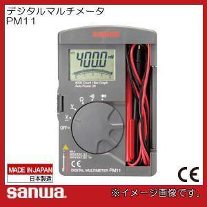 カードデジタルテスタ PM11 三和電気計器 SANWA|soukoukan