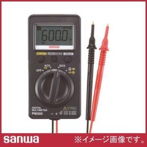 デジタルマルチメータ PM300 三和電気計器 SANWA|soukoukan