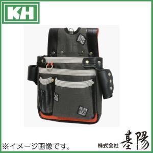 五神獣釘袋B型 茜 SJ01R K基陽 H 腰袋|soukoukan