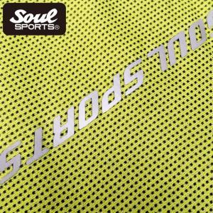 SOUL SPORTSオリジナル 超軽量アシンメトリー切替 ドライTシャツ 2017新作|soul-sports|07