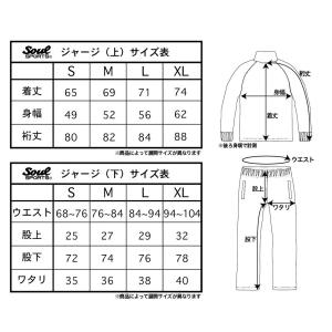 新日本プロレス×SOUL SPORTSコラボ V切替ジャージ上下 ブラック×グレー/ブラック×ネイビー|soul-sports|06