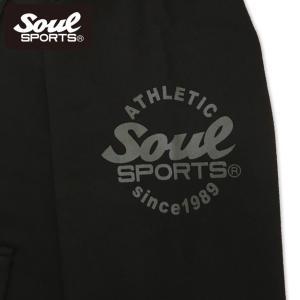 SOUL SPORTSオリジナル アメコミ風ダッシュマンロゴジップパーカ ブラック 2018新作|soul-sports|07