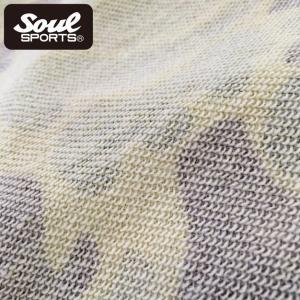 SOUL SPORTSオリジナル プリントロゴ スウェットパンツ(ショート丈) ダックハンターカモ総柄 2018新作 soul-sports 14