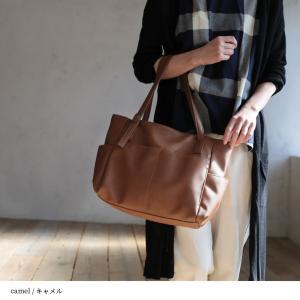 いつだって、わたし色。 わたし色の通勤バッグ レディース  鞄 手提げ 肩掛け 合皮 エディターズバッグ 多収納 A4対応 通勤 通学 シンプル soulberryオリジナル|soulberry|16