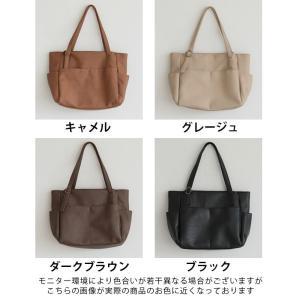 いつだって、わたし色。 わたし色の通勤バッグ レディース  鞄 手提げ 肩掛け 合皮 エディターズバッグ 多収納 A4対応 通勤 通学 シンプル soulberryオリジナル|soulberry|19