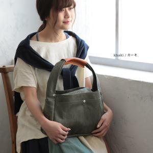 トートバッグ レディース 鞄 手提げ 肩掛け 帆布|soulberry|12