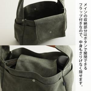 トートバッグ レディース 鞄 手提げ 肩掛け 帆布|soulberry|16