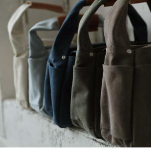 トートバッグ レディース 鞄 手提げ 肩掛け 帆布|soulberry|08