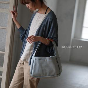 トートバッグ レディース 鞄 手提げ 肩掛け 帆布|soulberry|10