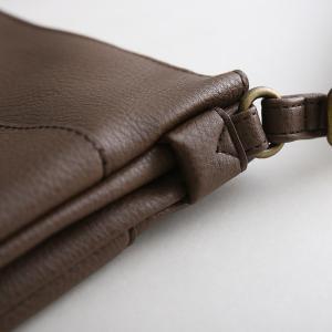 大人にすっきり映えるショルダーバッグ レディース 鞄 肩掛け 斜め掛け ポシェット 手提げ フェイクレザー 合皮 多収納 シンプル soulberryオリジナル|soulberry|17