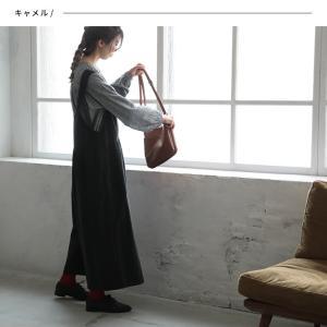 大人にすっきり映えるショルダーバッグ レディース 鞄 肩掛け 斜め掛け ポシェット 手提げ フェイクレザー 合皮 多収納 シンプル soulberryオリジナル|soulberry|03