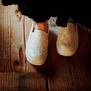 足もとも私らしくいられるスリッポンスニーカー レディース 靴 レース シューズ ローカット soulberryオリジナル/お客様都合での返品交換不可 soulberry 05