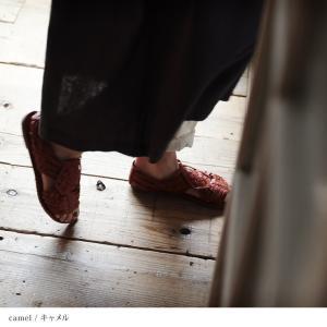 包みこむように編み上げたバスケットサンダル レディース 靴 シューズ メッシュ フラット ローヒール フェイクレザー 合皮/お客様都合での返品交換不可 soulberry 11