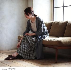 包みこむように編み上げたバスケットサンダル レディース 靴 シューズ メッシュ フラット ローヒール フェイクレザー 合皮/お客様都合での返品交換不可 soulberry 14
