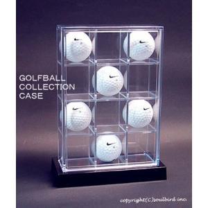 ゴルフボールコレクションケース12個用 soulbird