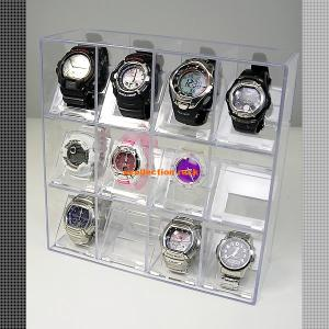 ウォッチ・コレクションラック 12本用腕時計ケース|soulbird