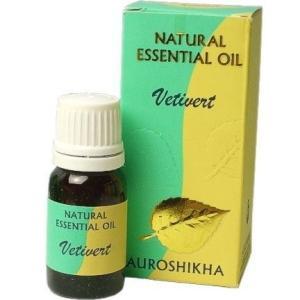 ベチバー Vetivert  アロマオイル 10ml Vetiveria zizanoides 限りなくオーガニックな精油 インド オウロシカ|soulmate-lotus